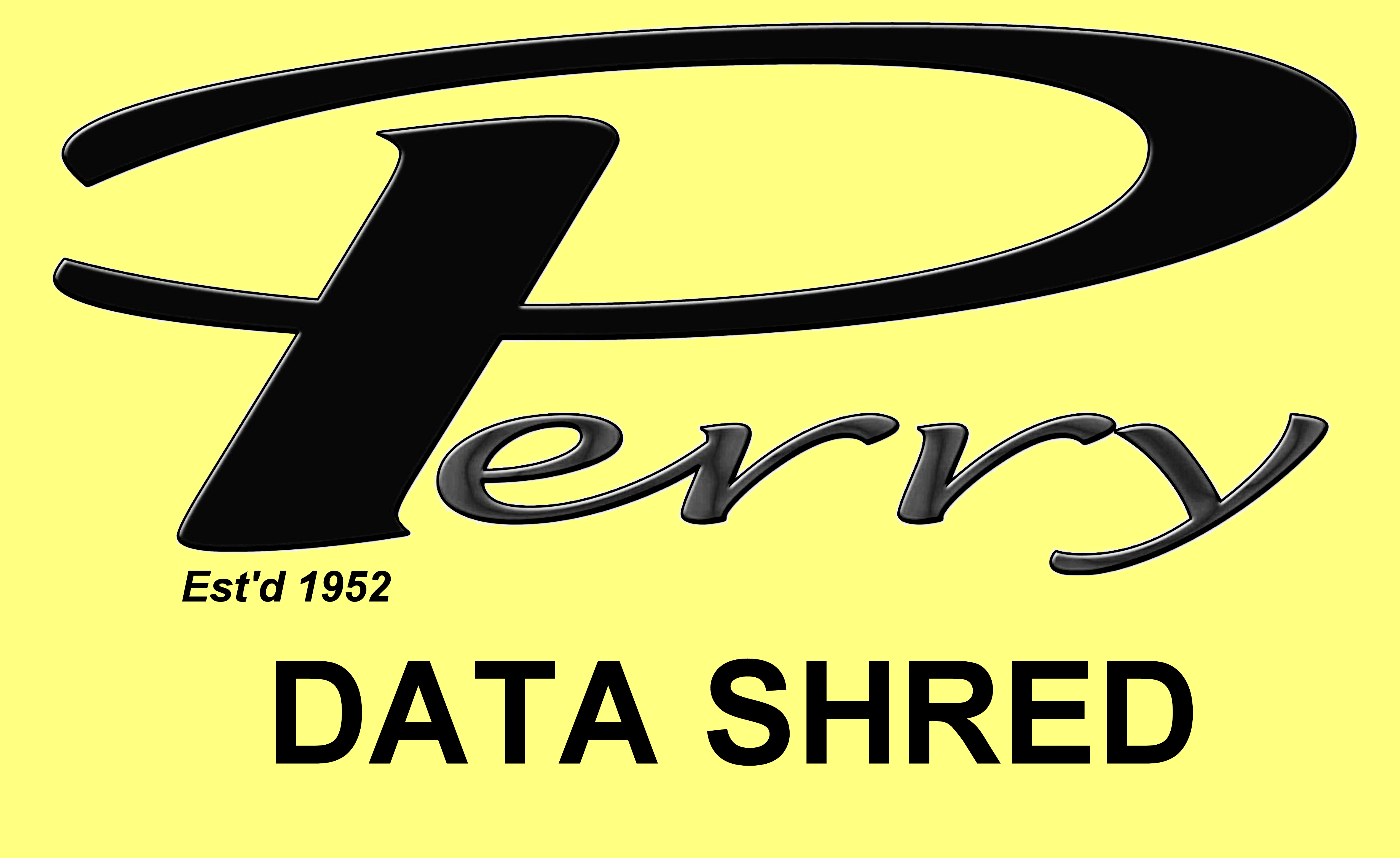 Perry's Now Offer a Shredding Service!